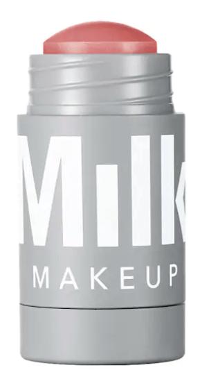 milk makeup lip cheek stick in werk